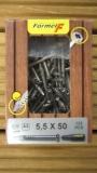Edelstahl Torx 5,5 x 50mm