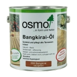 Osmo Bangkiraiöl 2,5 Liter